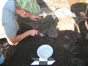 """Археолог: """"интерес представляют даже кухонные отходы наших п."""